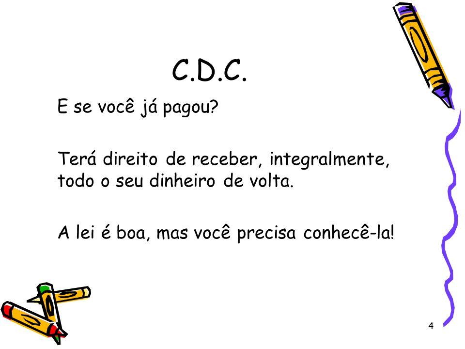 15 C.D.C.