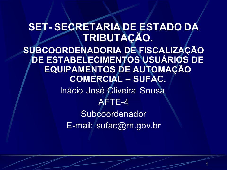 22 OBRIGADO.SET- SECRETARIA DE ESTADO DA TRIBUTAÇÃO.