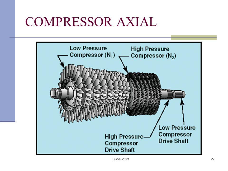 BCAS 200922 COMPRESSOR AXIAL