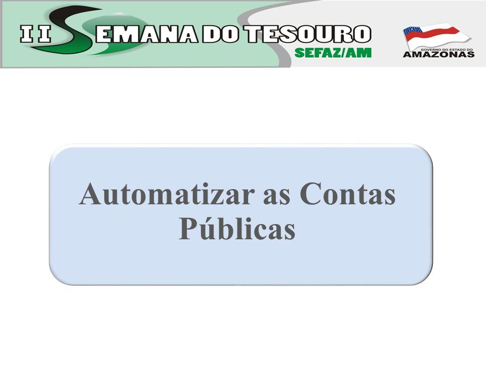 Automatizar as Contas Públicas
