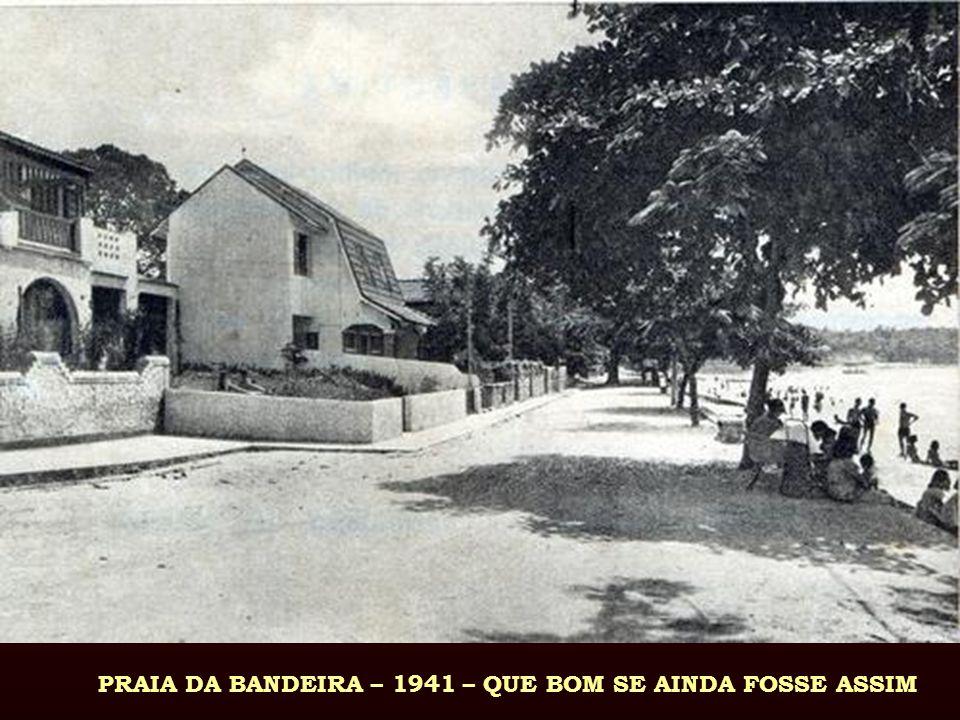FREGUESIA – RUA GUIRICEMA – 1951 COMO ERA TRANQUILA E SAUDÁVEL A VIDA!