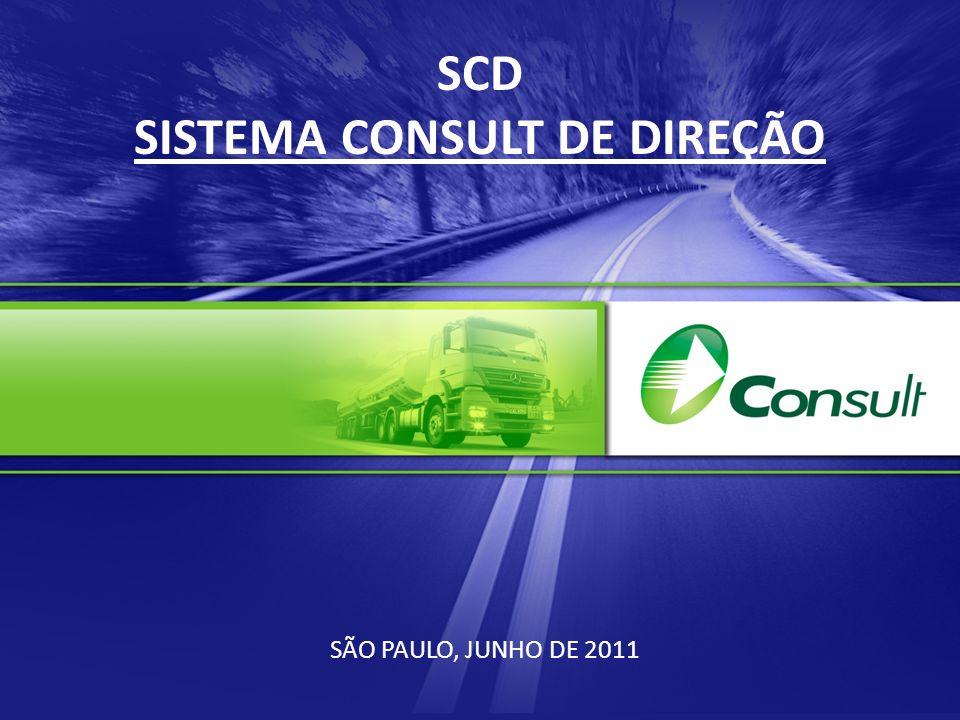 SÃO PAULO, JUNHO DE 2011 SCD SISTEMA CONSULT DE DIREÇÃO