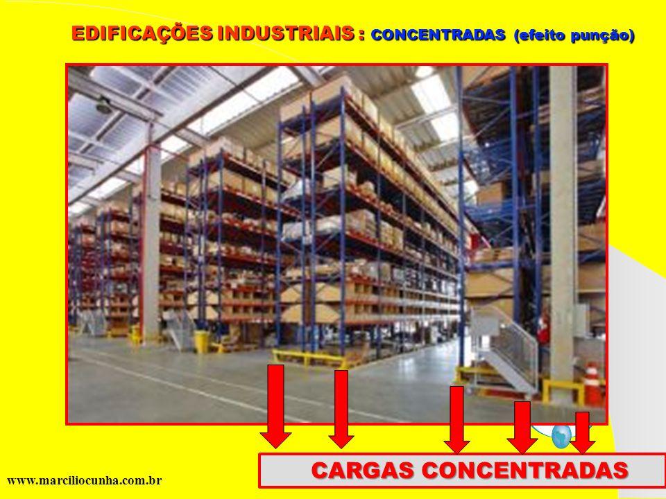 Grupo de Estudos da Logística em Pernambuco www.marciliocunha.com.br EDIFICAÇÕES INDUSTRIAIS : MATERIAIS DAS ESTRUTURAS EDIFICAÇÕES INDUSTRIAIS : MATERIAIS DAS ESTRUTURAS Estrutura em plástico