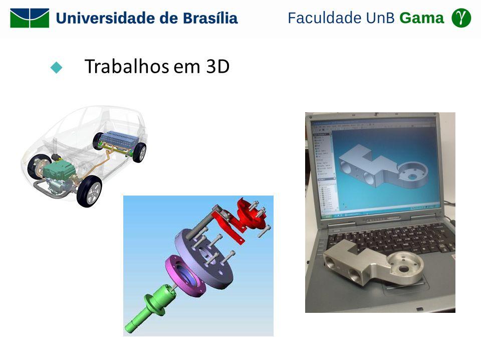 Trabalhos em 3D