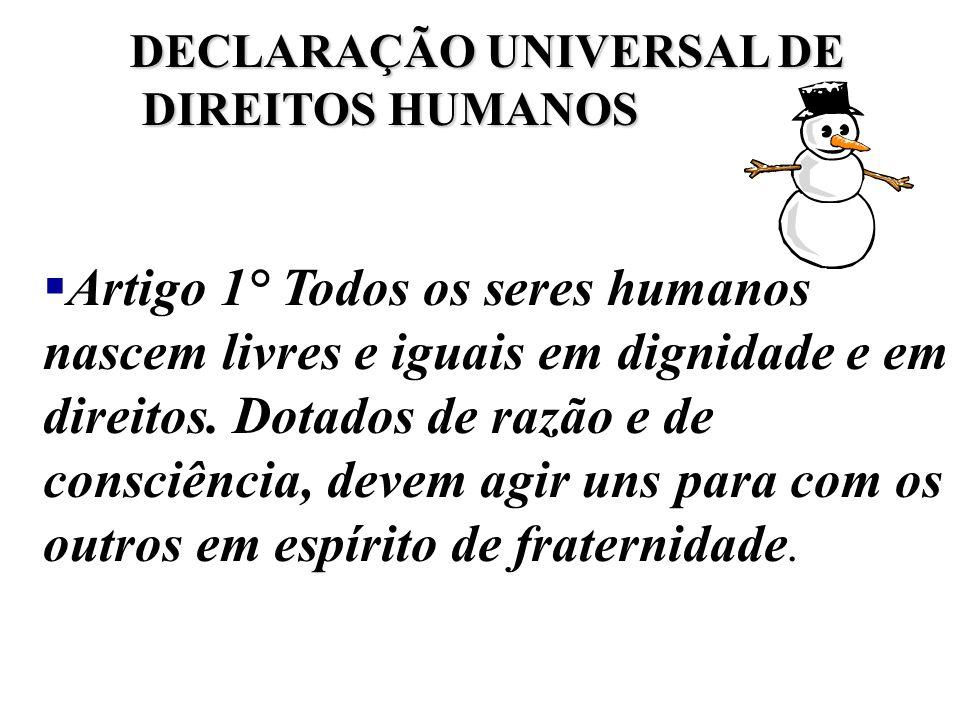 §Com o estabelecimento das Nações Unidas, em 1945, e a adoção de diversos tratados internacionais voltados à proteção da pessoa humana, os Direitos Hu