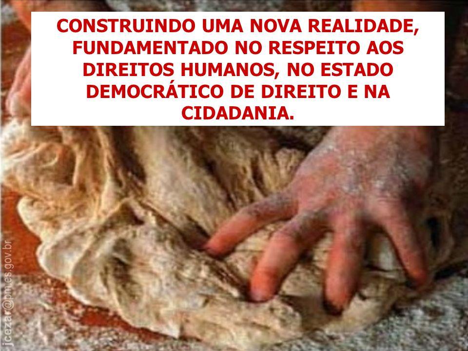 NO BRASIL, EM MOMENTO POSTERIOR DA HISTÓRIA, À PARTIR DA REARTICULAÇÃO DEMOCRÁTICA, AGREGOU-SE A SEUS ATIVISTAS A PECHA DEFENSORES DE BANDIDOS E DA IM