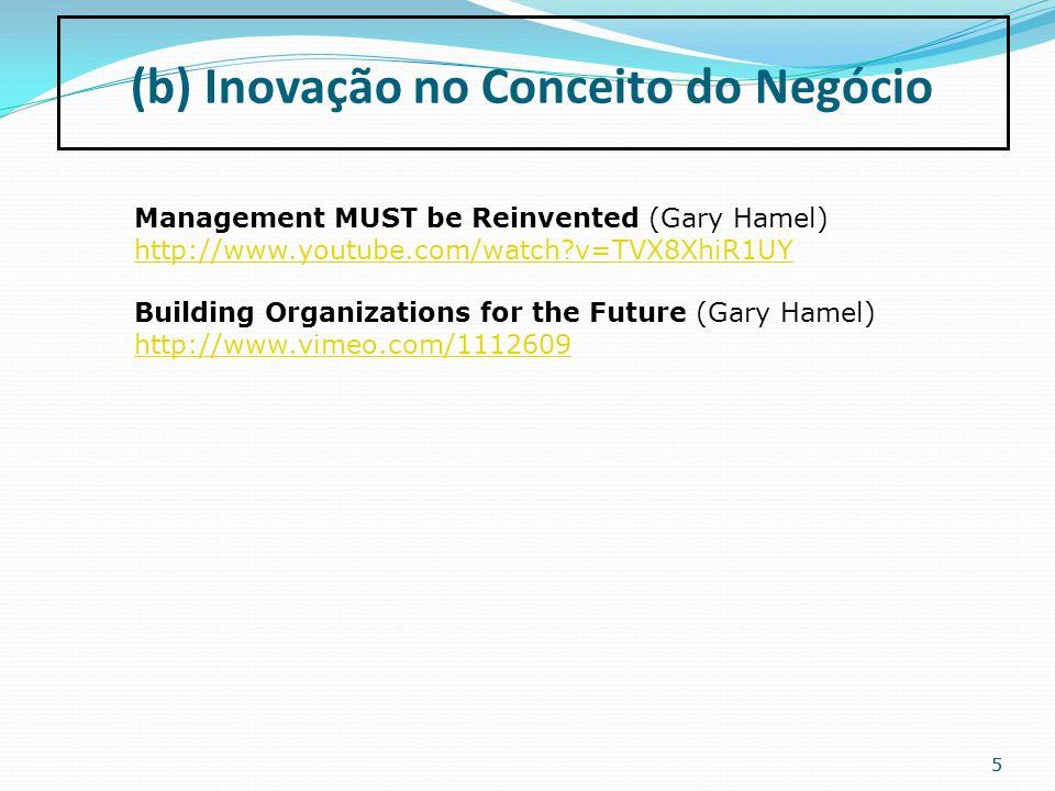 (c) Inovação de Valor 6 W.Chan Kim: The Boston Consulting Group Bruce D.