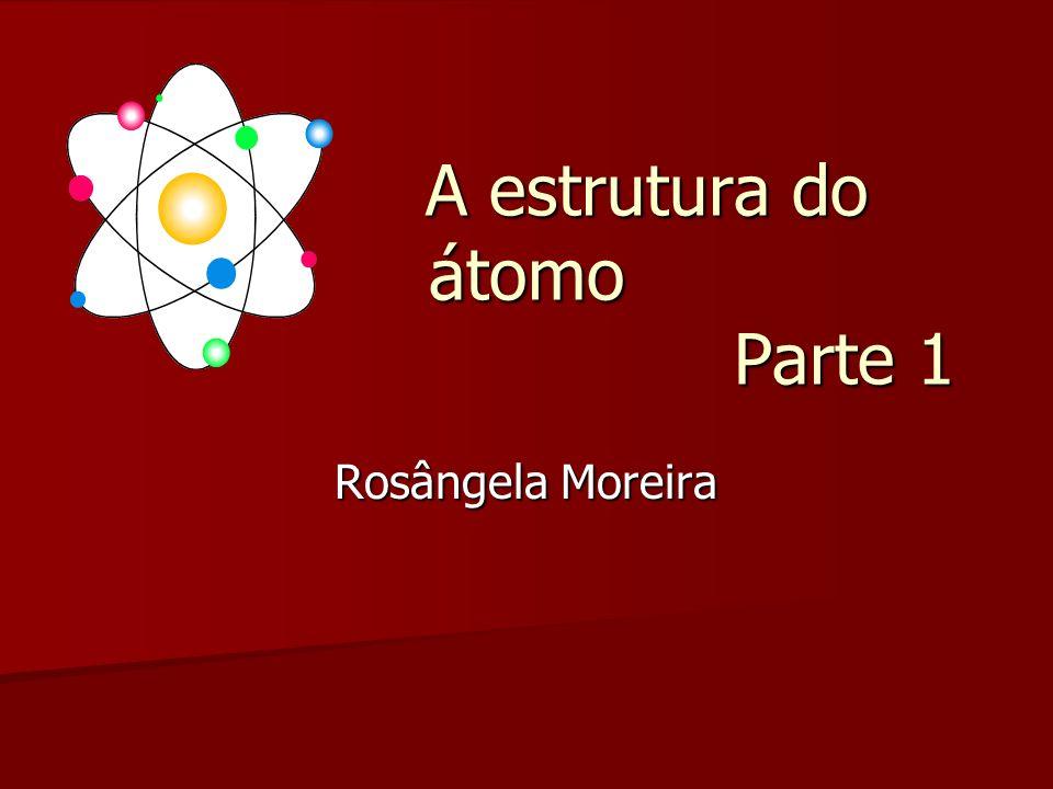A idéia de átomo provavelmente é uma das mais primitivas da física.
