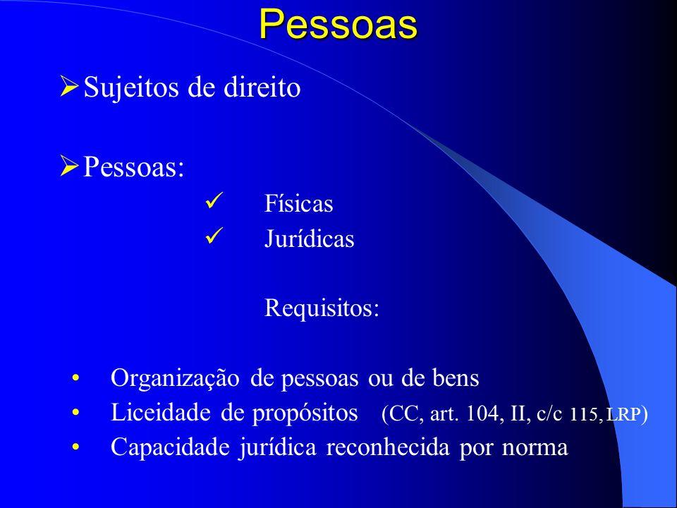 Lei 11.127/05 Art.59. Compete privativamente à assembléia geral:Art.