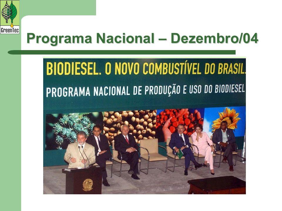 Programa Nacional – Dezembro/04