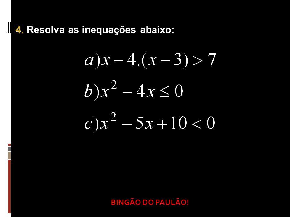 Colégio Integrado Jaó – 2013. 12345 678910