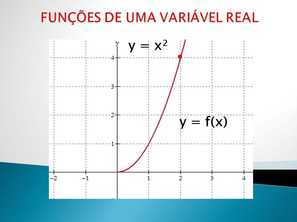 y = x 2 y = f(x)