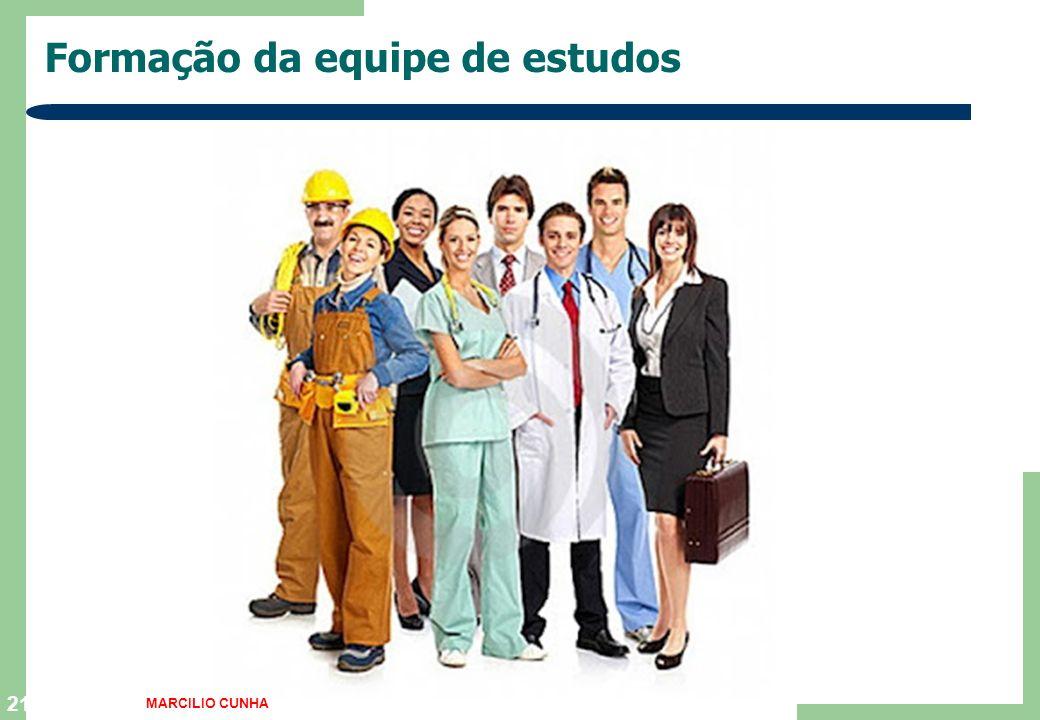 20 Ergonomia : administração científica do trabalho MARCILIO CUNHA