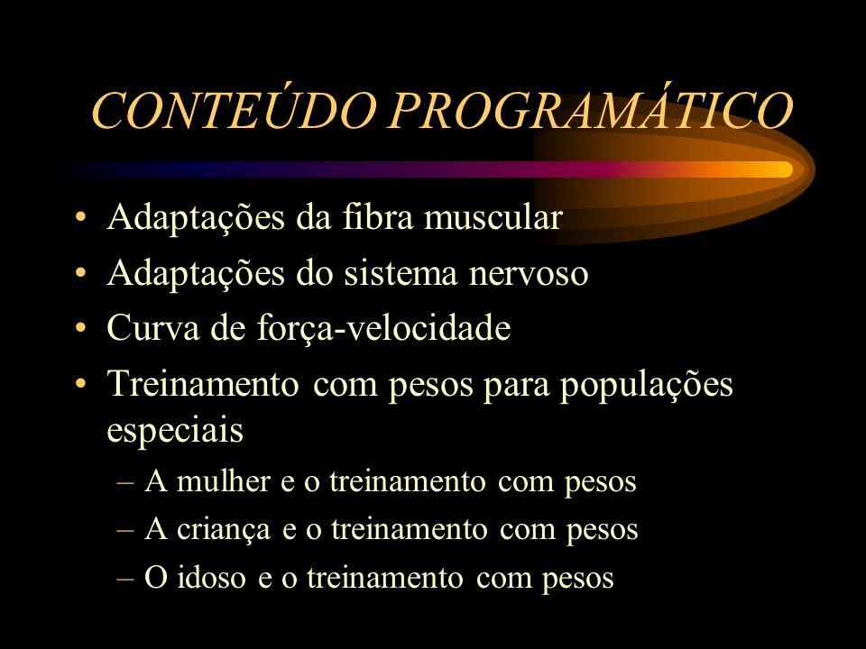 ESFORÇO FÍSICO ADAPTAÇÃO CARGAS Fortes Médias para Fortes Fracas para Médias EXCITAÇÃO EXAUSTÃO FAIXAS (SELYE, 1956)