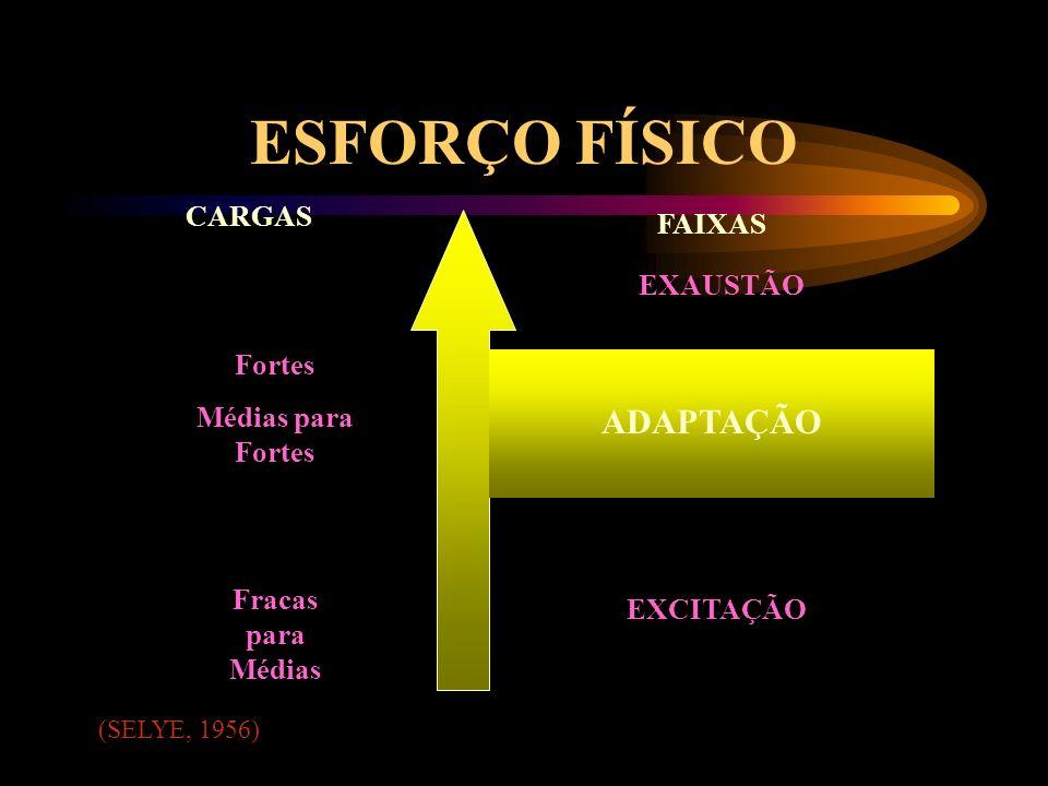 MULHERES E TREINAMENTO DE FORÇA Força muscular total máxima = 63,5% Força isométrica parte superior = 55,8% Força isométrica parte inferior = 71,9% (Laubach, 1976)