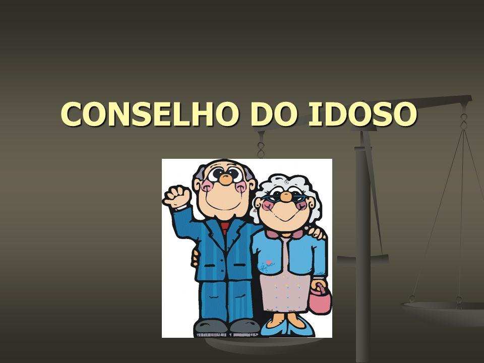 CONSELHO DO IDOSO