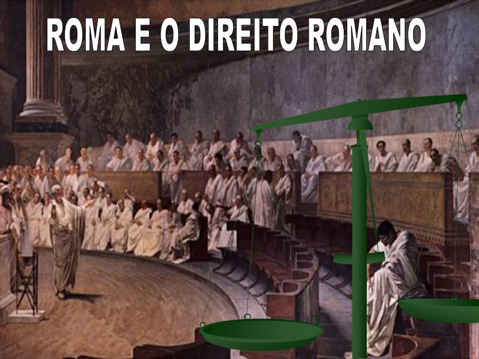 A diferença entre os direitos Ius Civile Ius Civile É o direito próprio do cidadão romano e exclusivo deste.