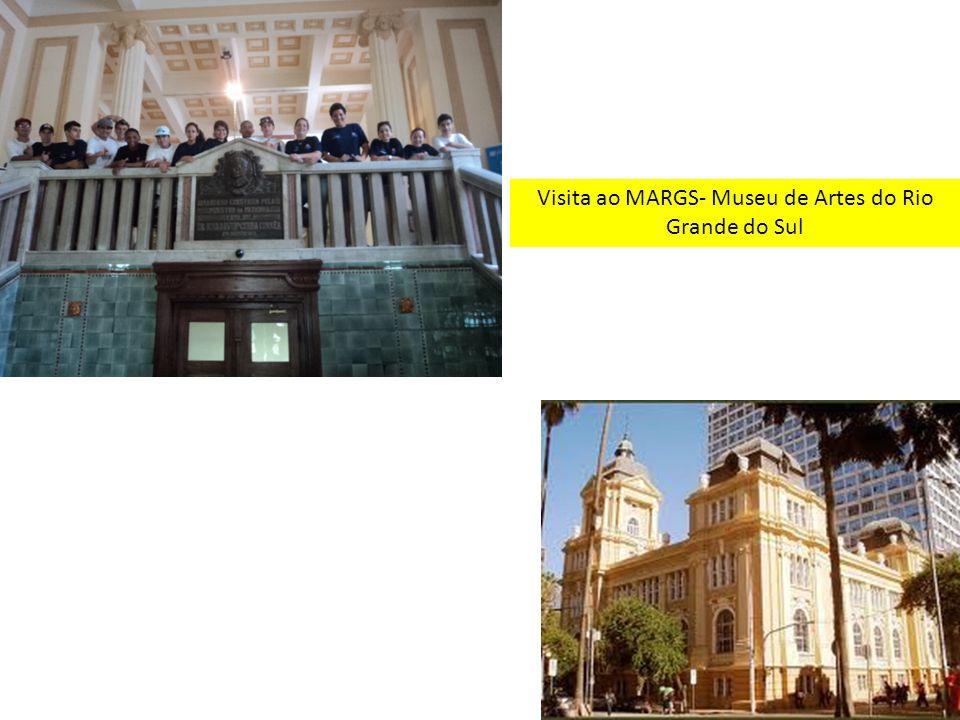 Visita ao Santander Cultural