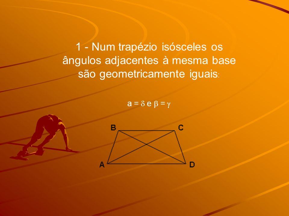 Retângulo (todos os ângulos são geometricamente iguais) = = = = 90º = = = = 90º