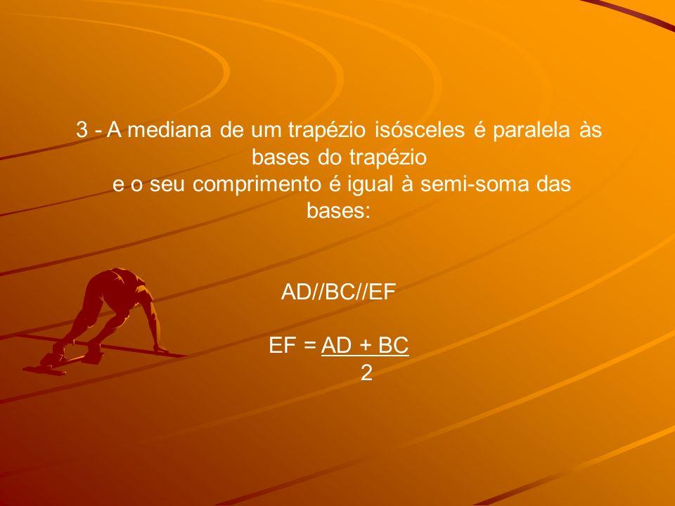 Quadrado (todos os lados e ângulos são geometricamente iguais) AB = BC = CD = DA = = = = 90º = = = = 90º