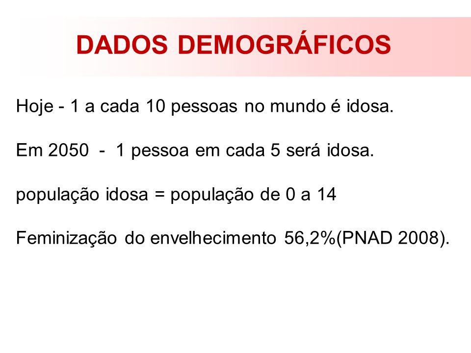 Idoso no Brasil