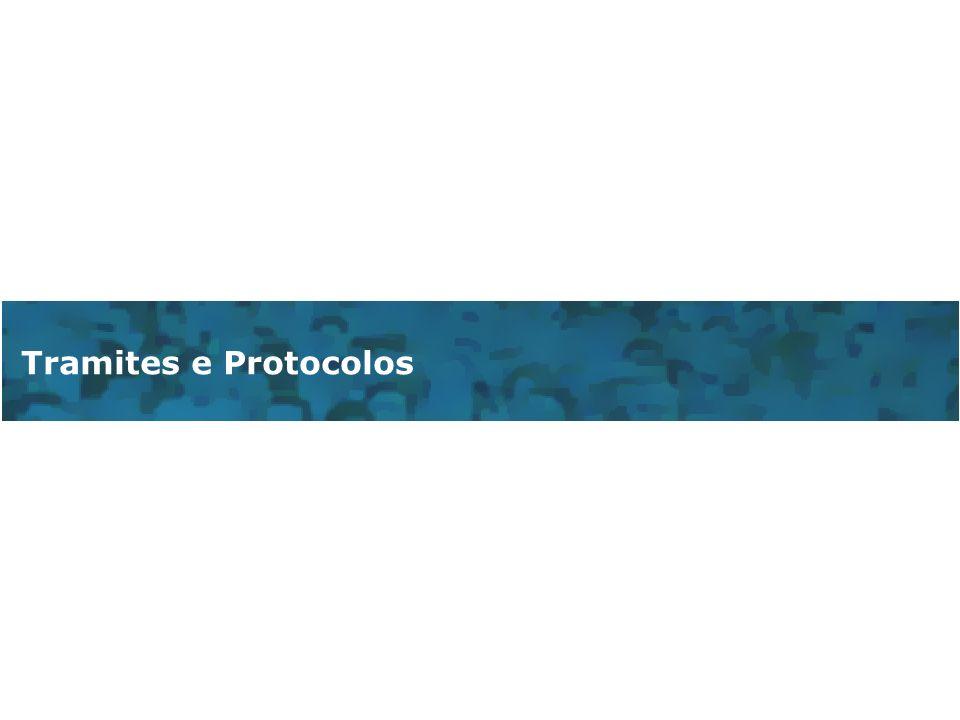 Tramites e Protocolos