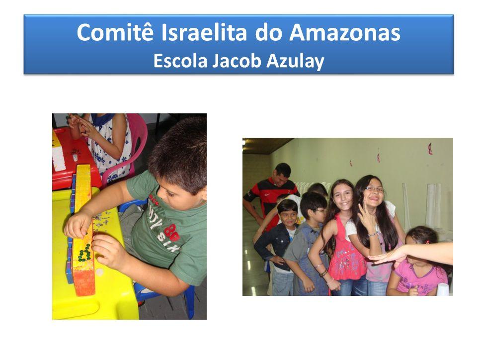 Comitê Israelita do Amazonas Escola Jacob Azulay TURMA BEIT Livro Texto O Ano Judaico Ilustrado Danny Wool e Yefim (Chaim) Yudin