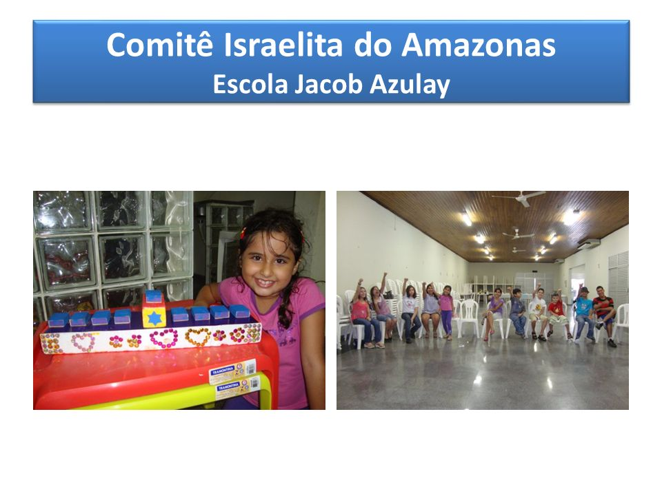 Nossos jovens GUIMEL - 17 BEIT – 28 Professora KAMILLA OHANA ALEF – 36 Professora KAMILLA OHANA BAT MITZVÁ Professora JESSICA SERRUYA idade em 2009 nº.