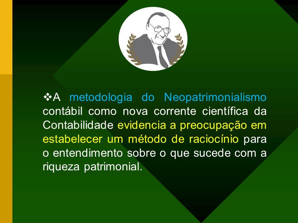 Os estudos especializados da terminologia são encontrados fartamente na Teoria geral do fenômeno patrimonial, que, por sua vez, utiliza axiomas e teor