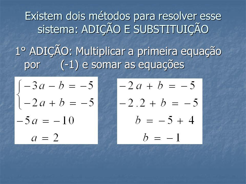 2°) Dada a função f(x) = ax + b, com a diferente de zero, sendo f(3) = 5 e f(-2) = - 5, calcule f(1/2). f(3)=5:a.3 + b =5 f(3)=5:a.3 + b =5 f(-2) = -
