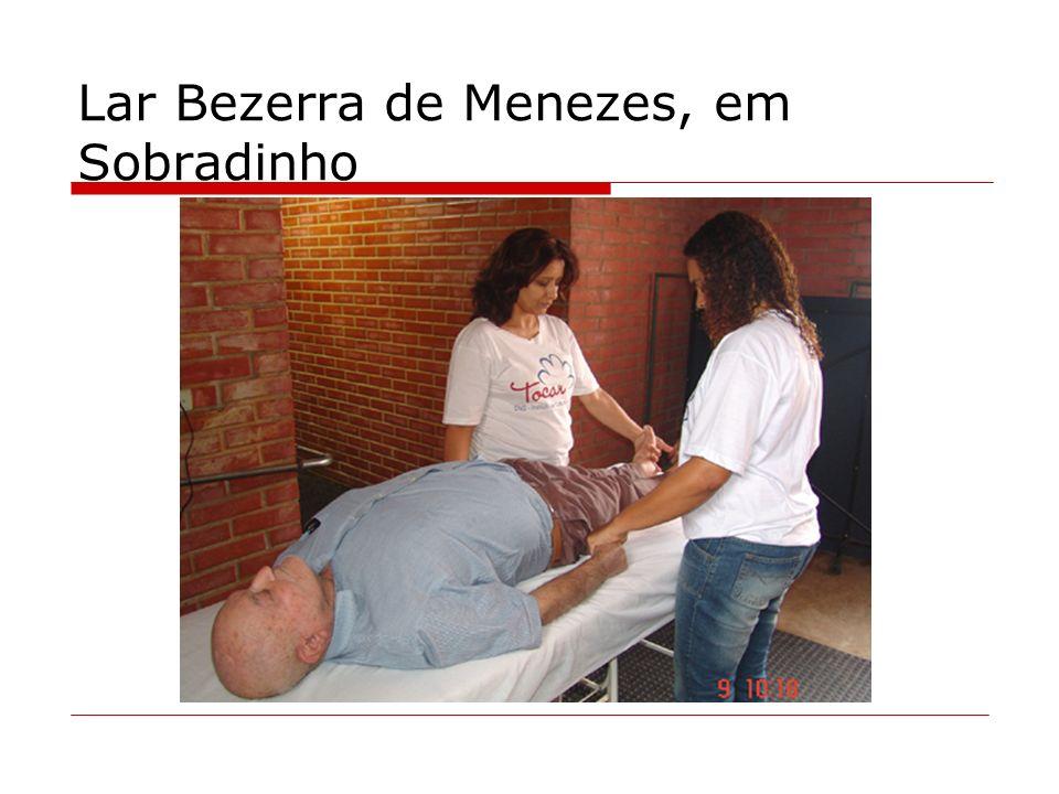 Lar Bezerra de Menezes, em Sobradinho