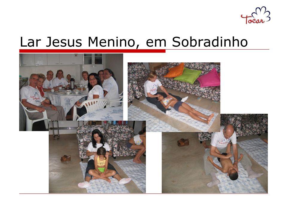 Lar Jesus Menino, em Sobradinho