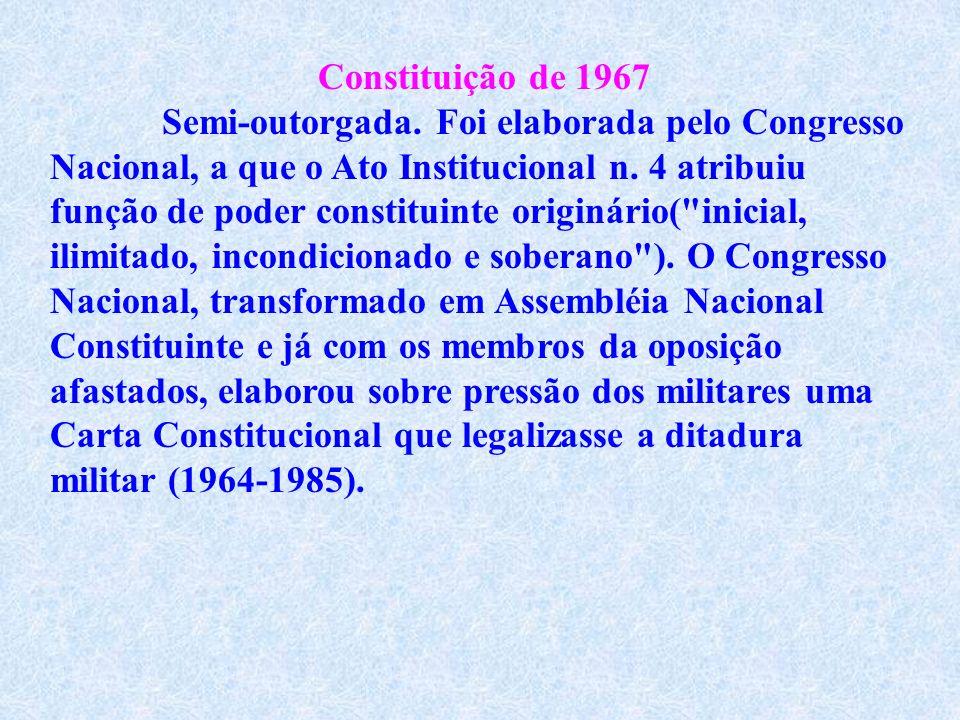 Foram dispositivos básicos regulados pela carta: A igualdade de todos perante a lei; A liberdade de manifestação de pensamento, sem censura, a não ser