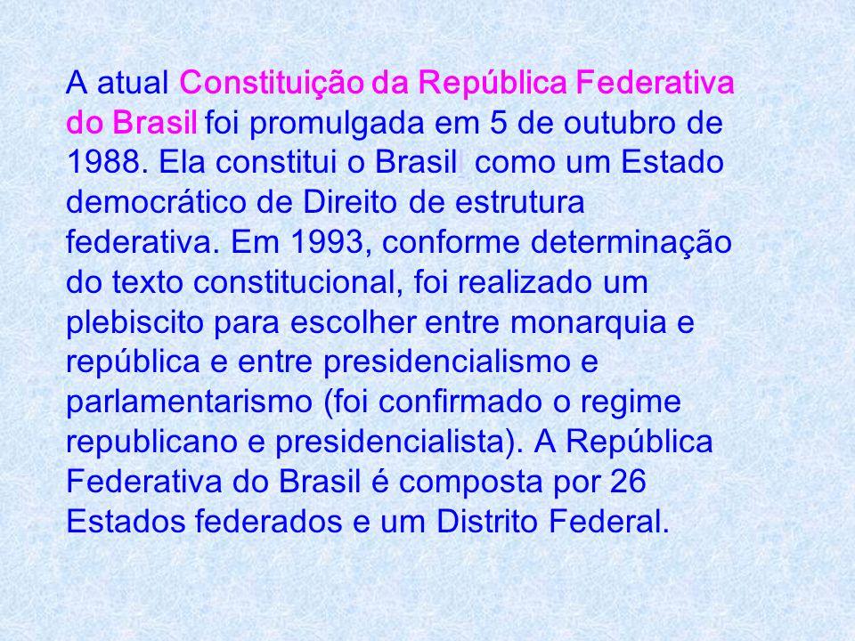 CONSTITUIÇÃO DO BRASIL Ciência,política e teoria do estado. Professor: Dejalma Cremonese Acadêmica: Darla Julia Zakseski Condor, Abril de 2008