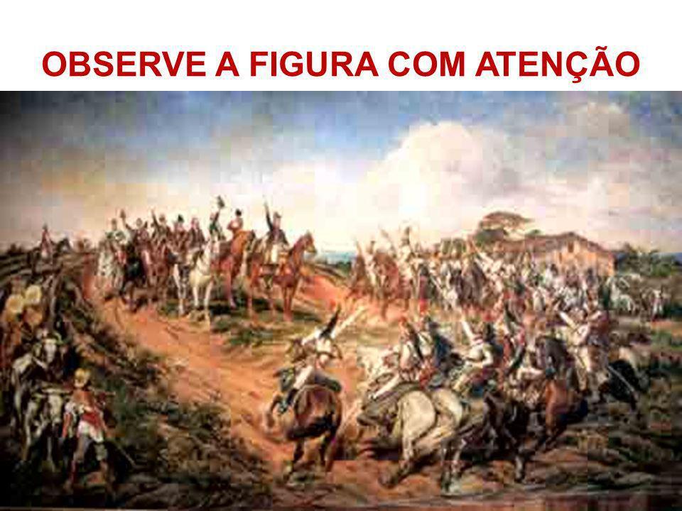 O QUE MUDOU ? POLITICAMENTE: Existe um consenso entre os historiadores quanto ao fato de que a independência do Brasil foi liderada pelas elites, inte