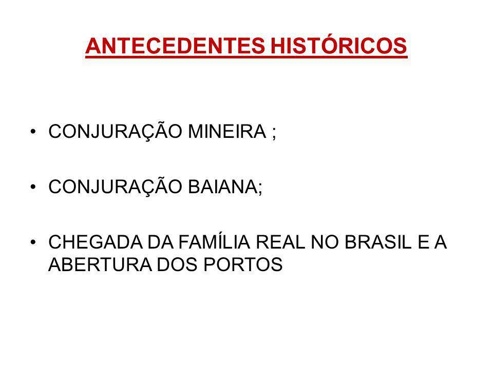 A EMANCIPAÇÃO POLÍTICA DO BRASIL EM 7 DE SETEMBRO DE 1822, O BRASIL SE SEPAROU DE PORTUGAL. COMO E POR QUE ISSO ACONTECEU? APÓS O 7 DE SETEMBRO, O QUE