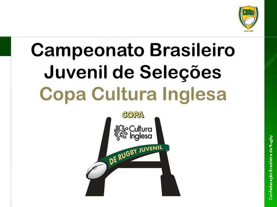Confederação Brasileira de Rugby Campeonato Brasileiro Juvenil de Seleções Copa Cultura Inglesa