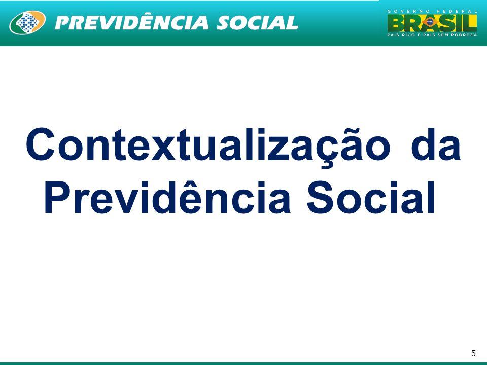 6 Seguridade SocialA Seguridade Social compreende um conjunto integrado de ações de iniciativa dos poderes públicos e da sociedade, destinadas a assegurar os direitos relativos à saúde, à previdência e à assistência social.