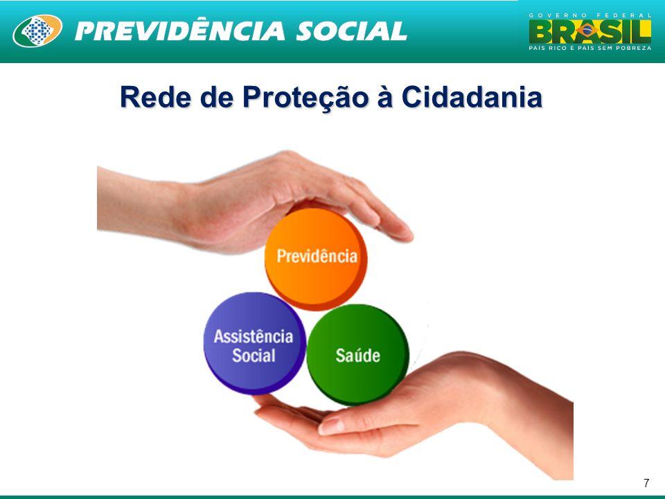58 Benefícios por Incapacidade Goiás