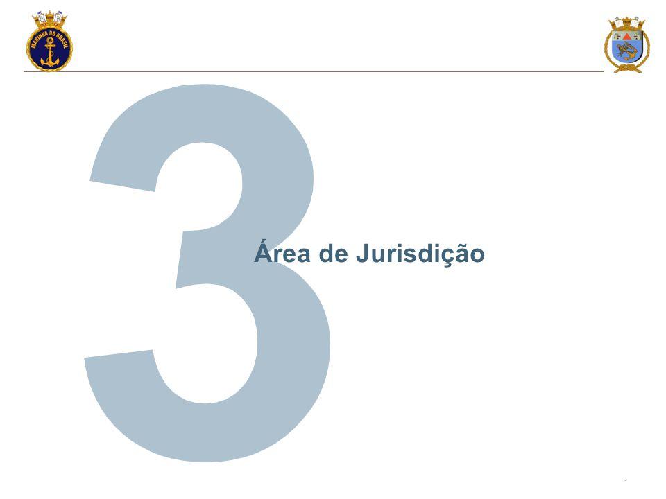 12 Área de Jurisdição