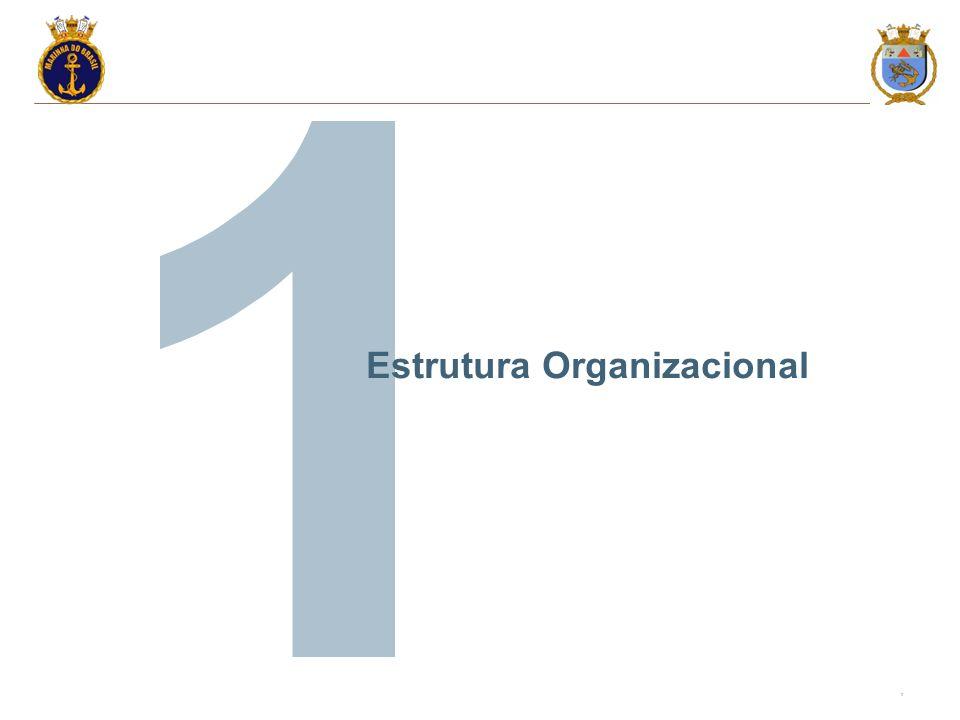 3 Estrutura Organizacional