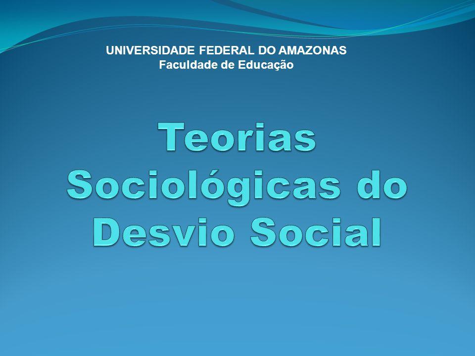 UNIVERSIDADE FEDERAL DO AMAZONAS Faculdade de Educação