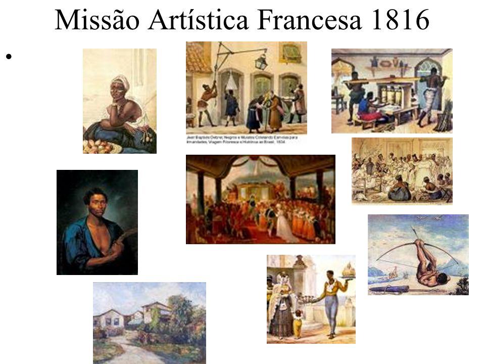 Missão Artística Francesa 1816