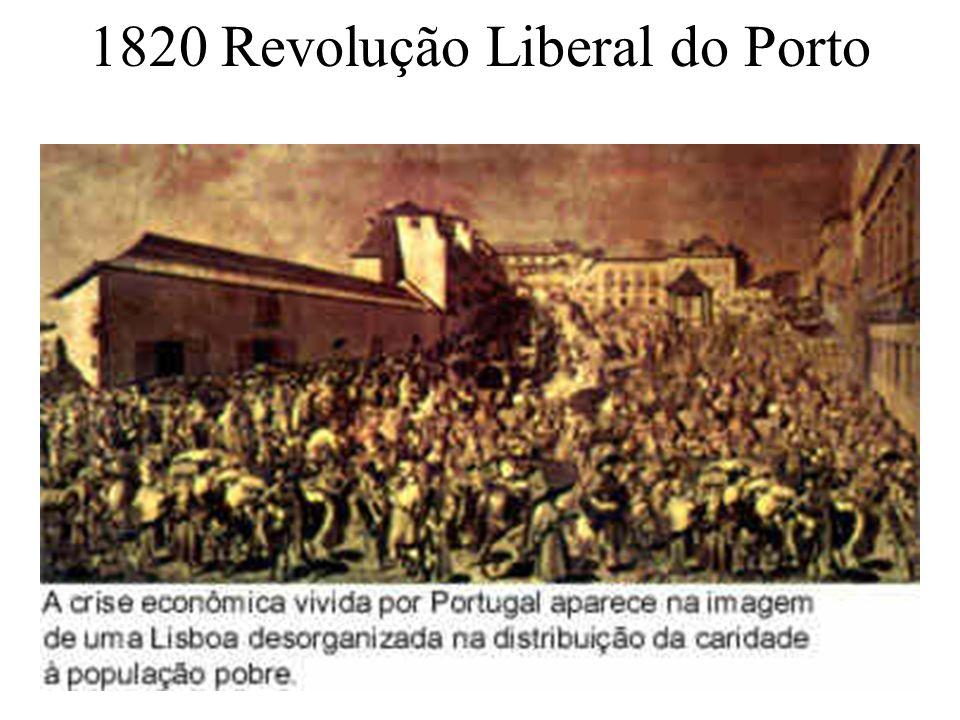 1820 Revolução Liberal do Porto