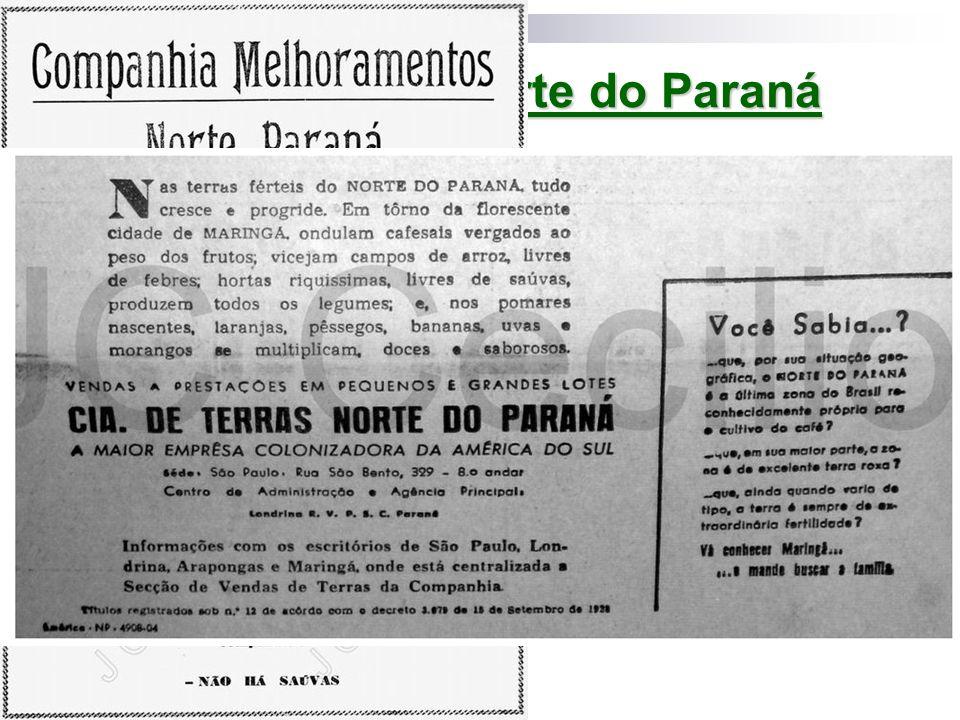Londrina surgiu em 1929, como primeiro posto avançado deste projeto inglês.