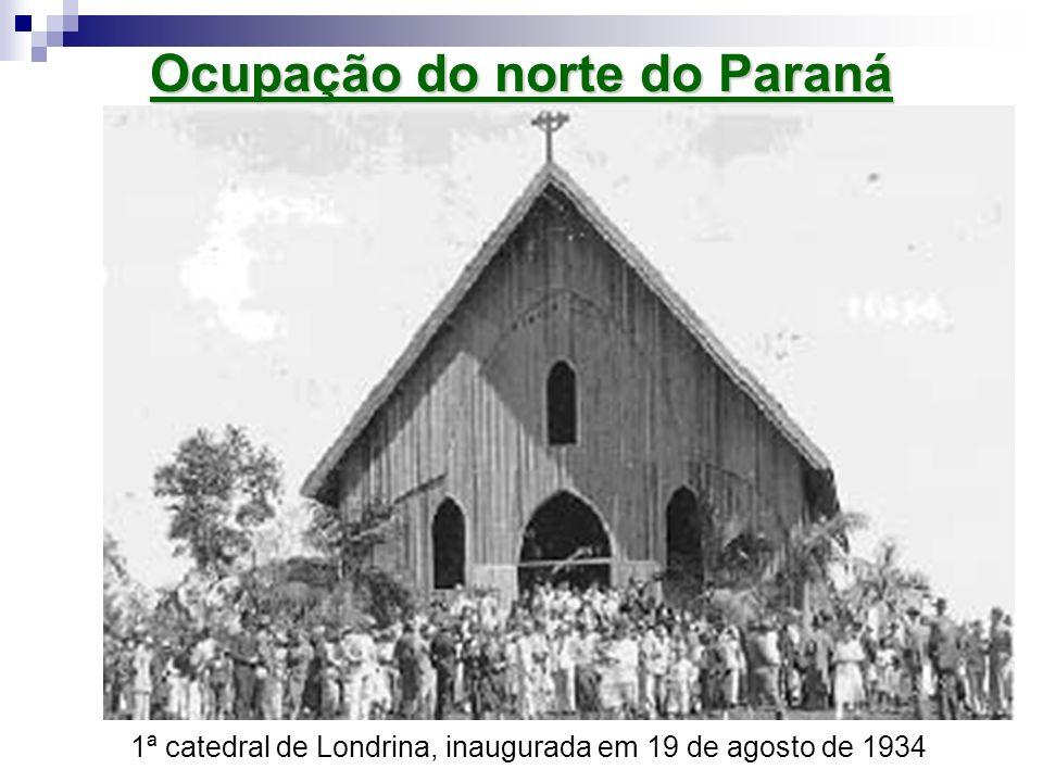 Londrina surgiu em 1929, como primeiro posto avançado deste projeto inglês. No dia 21/08/1929, chegou a primeira expedição da Companhia ao local denom