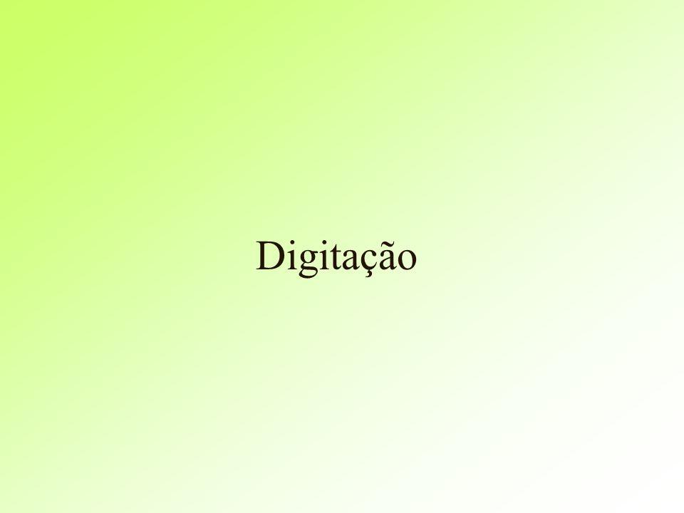 Digitação