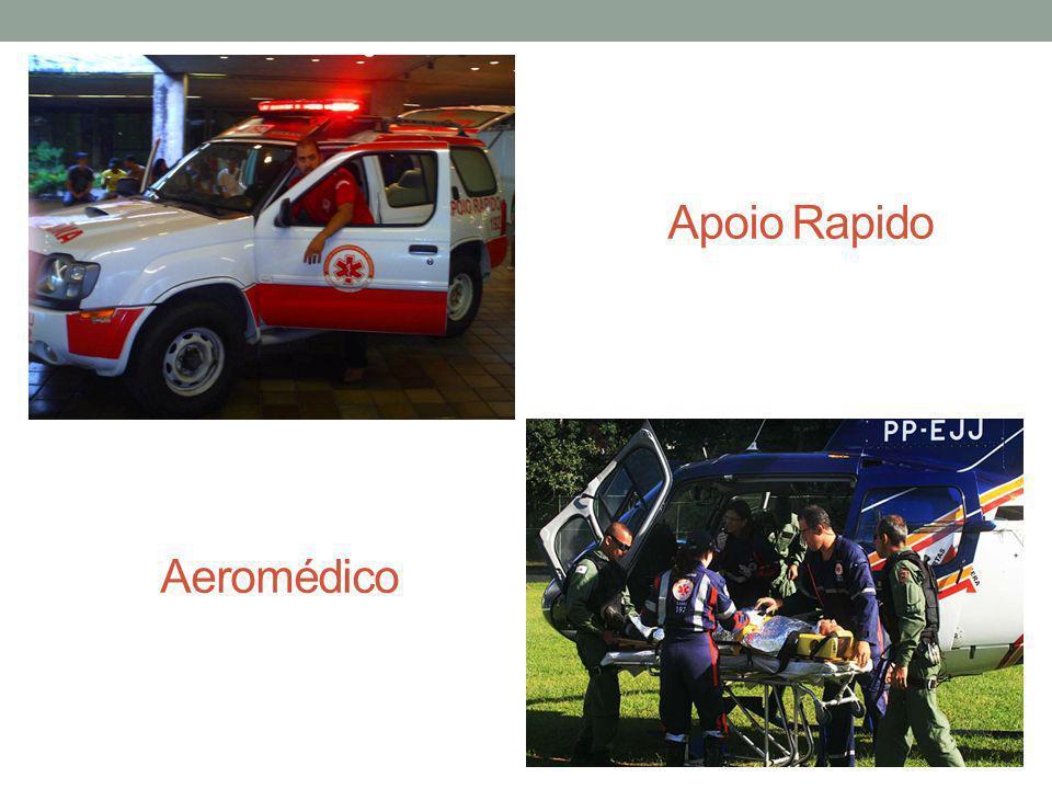 Apoio Rapido Aeromédico