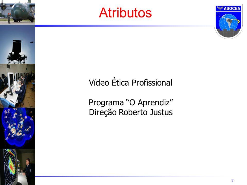 7 Vídeo Ética Profissional Programa O Aprendiz Direção Roberto Justus