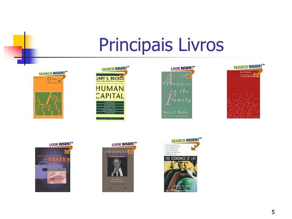 5 Principais Livros